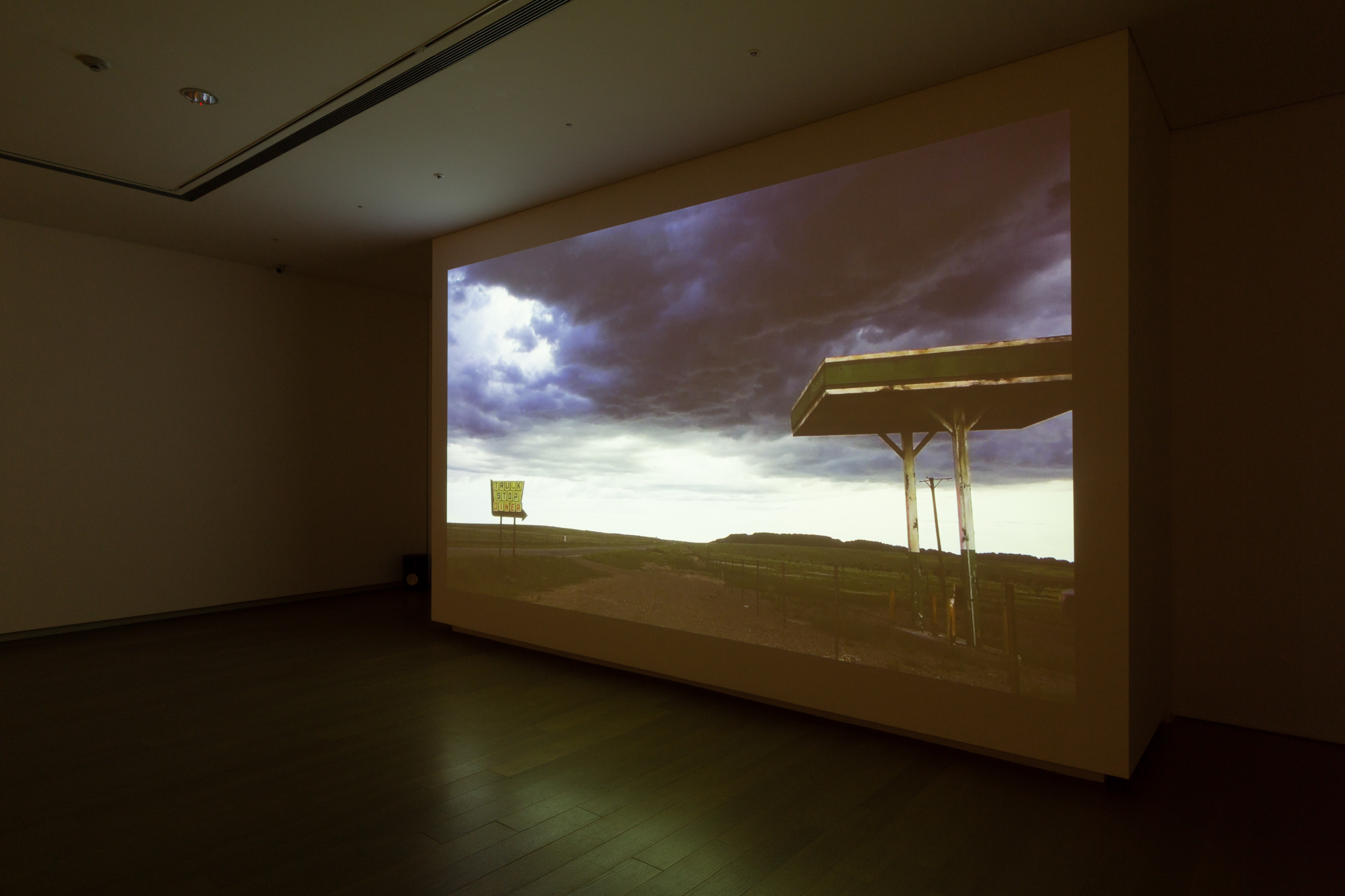 Mariam Ghani, Landscape Study: New Mexico, 2006-2010, video