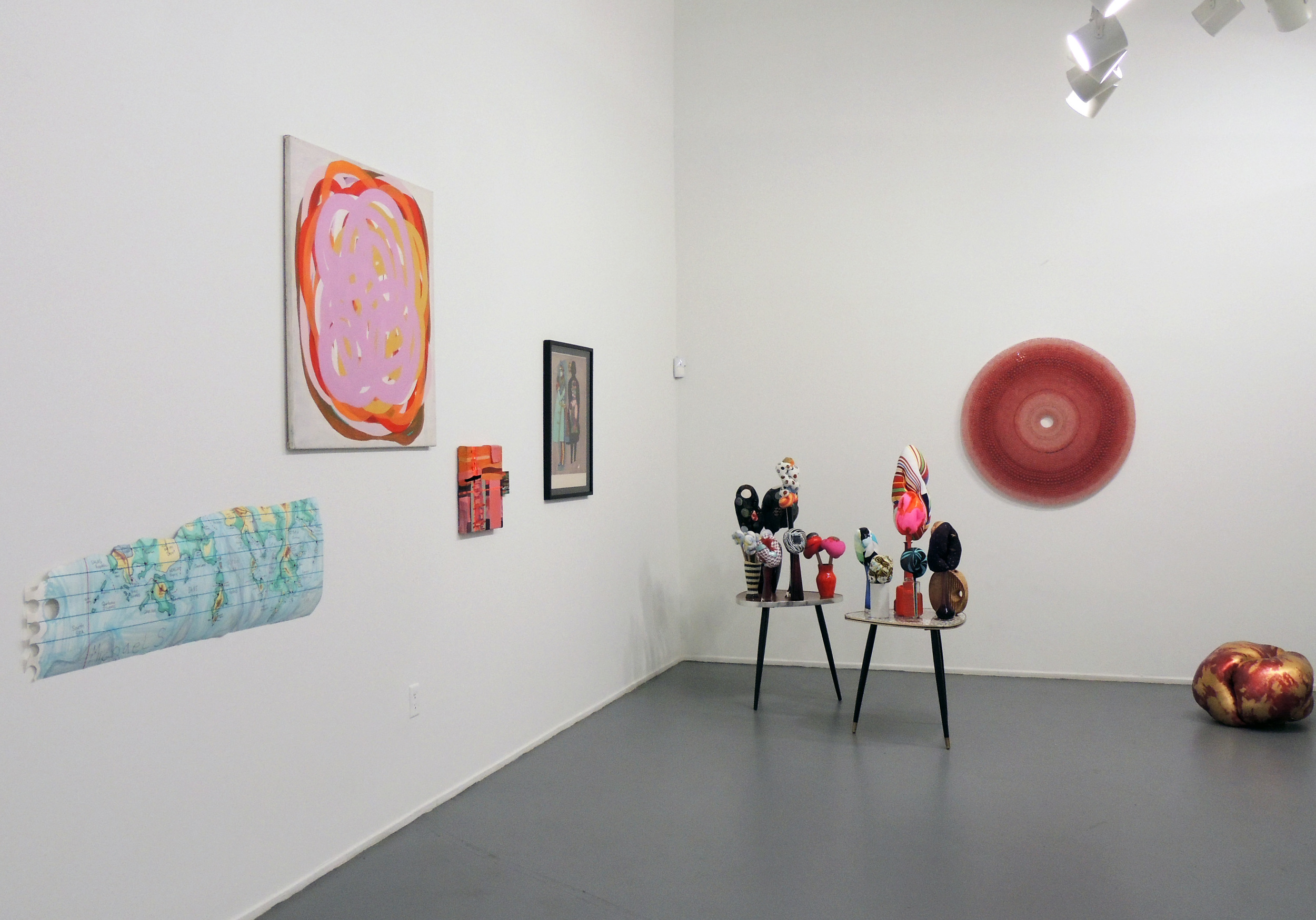 From left: Scoggins, De Sagastizabal, Labin, Wolsky