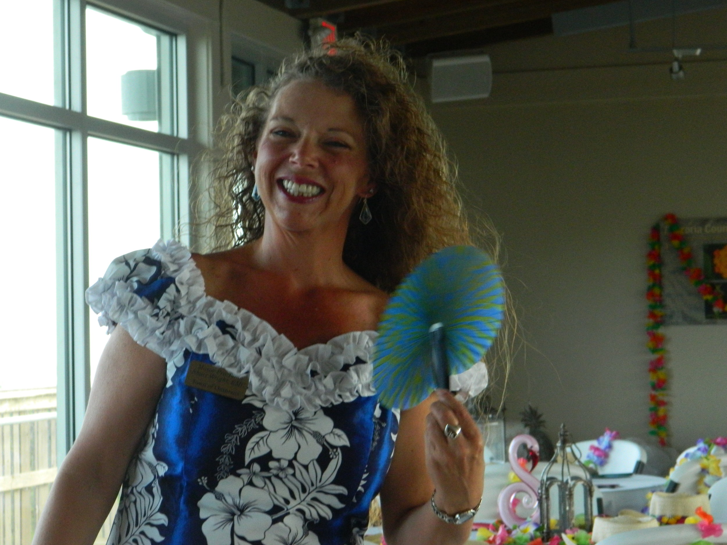 Beautiful Council woman  Shari Wright 08-16-2017