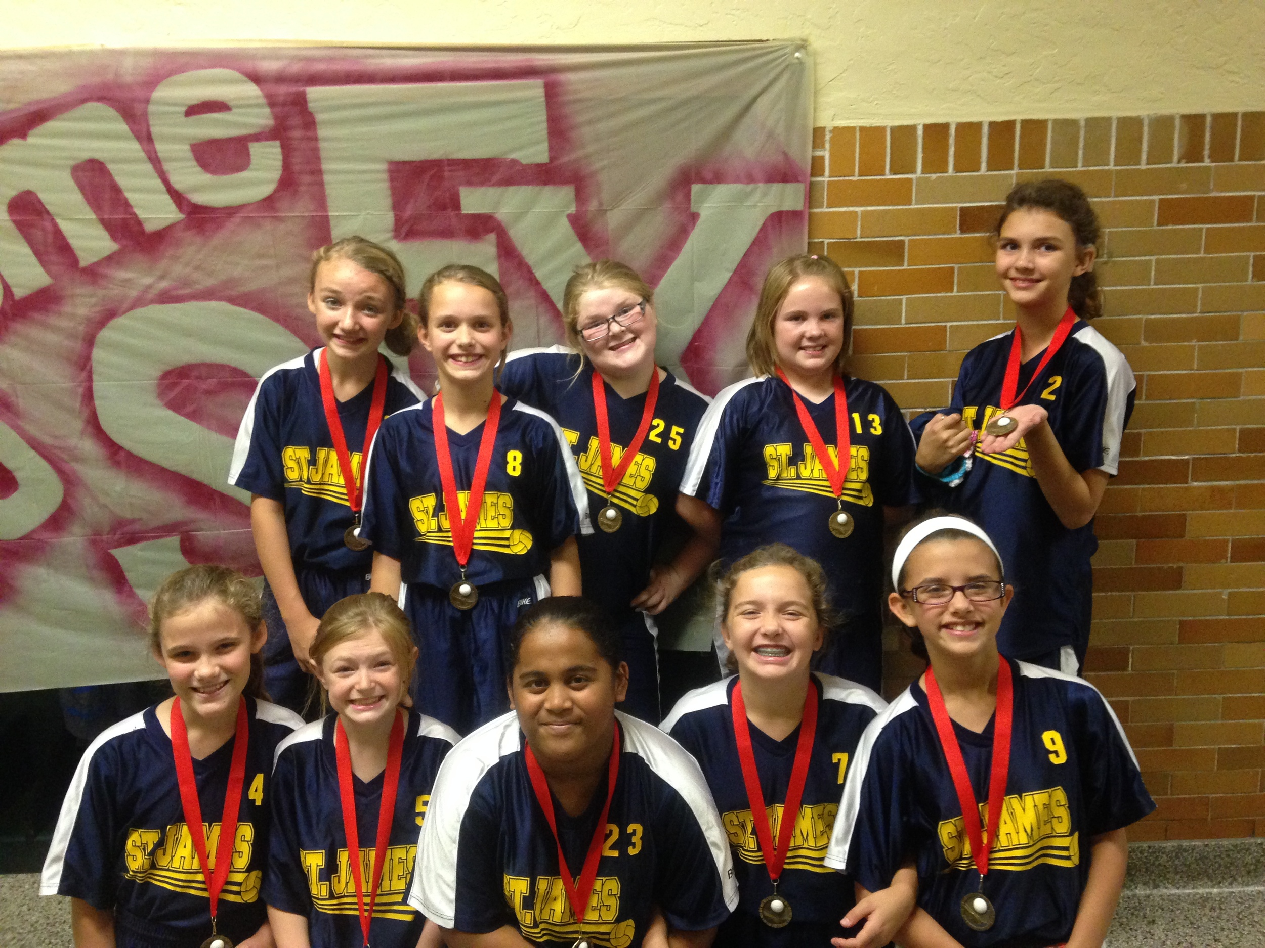 Volleyball - Grades 5-8