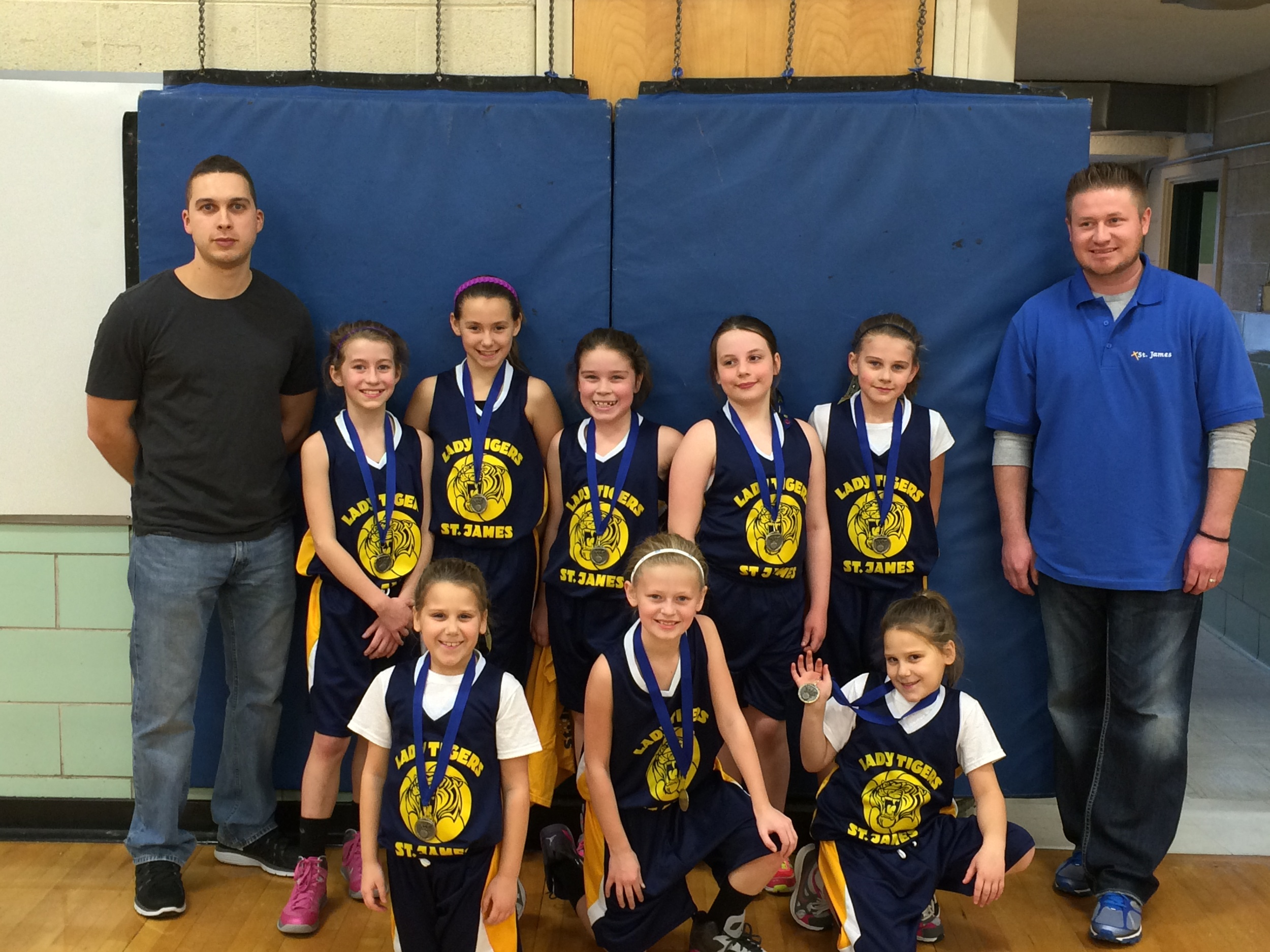 Girls Basketball - Grades 3-8