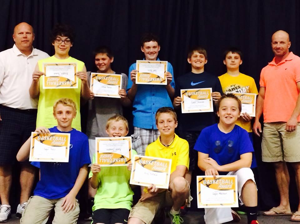 Boy's Basketball - Grades 3-8
