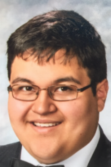 Mr. Matthew Bobela is the valedictorian graduate of the Bishop LeBlond Class of 2018 and an alumnus of St. James School. At Bishop LeBlond, Mr. Bobela was in the NWMO All-District Choir for four years and the Missouri All-State Choir for two years. He is the first person in Bishop LeBlond history to earn a perfect record all four years at the MSHSAA District and State Music Festivals. He is an active member of the St. Joseph Community Chorus and Chamber Choir, serving on the SJCC Board of Directors. Mr. Bobela is pursuing degrees in Vocal Music Education and Mathematics from Missouri Western State University. Mr. Bobela is also the founder and director of the Polyphonic Schola of St. Joseph and the director of the Cathedral of St. Joseph Choir. Mr. Bobela is very excited to be teaching the very choir which he once was a part of.