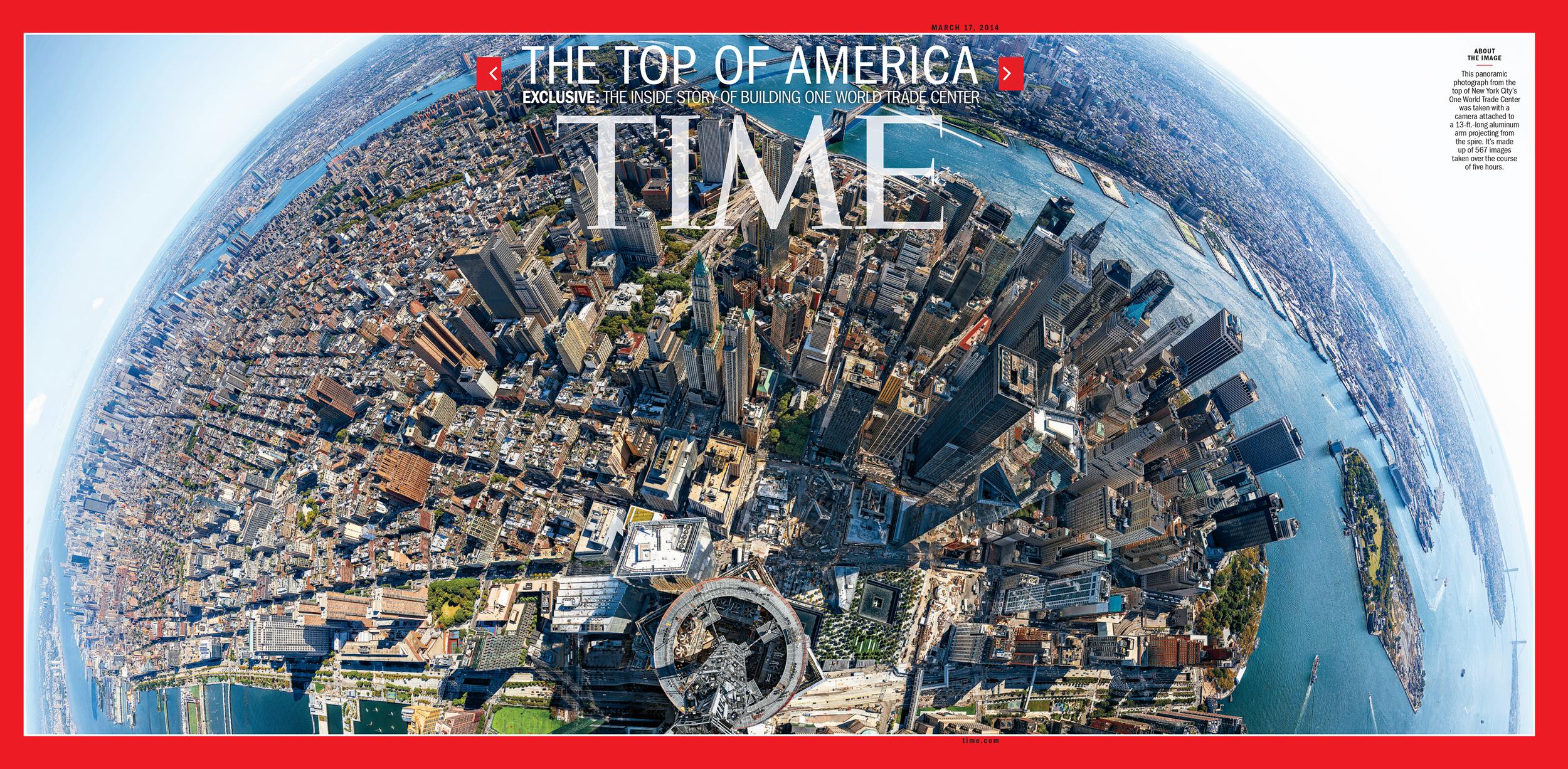 CLIENT / TIME Inc / 2014