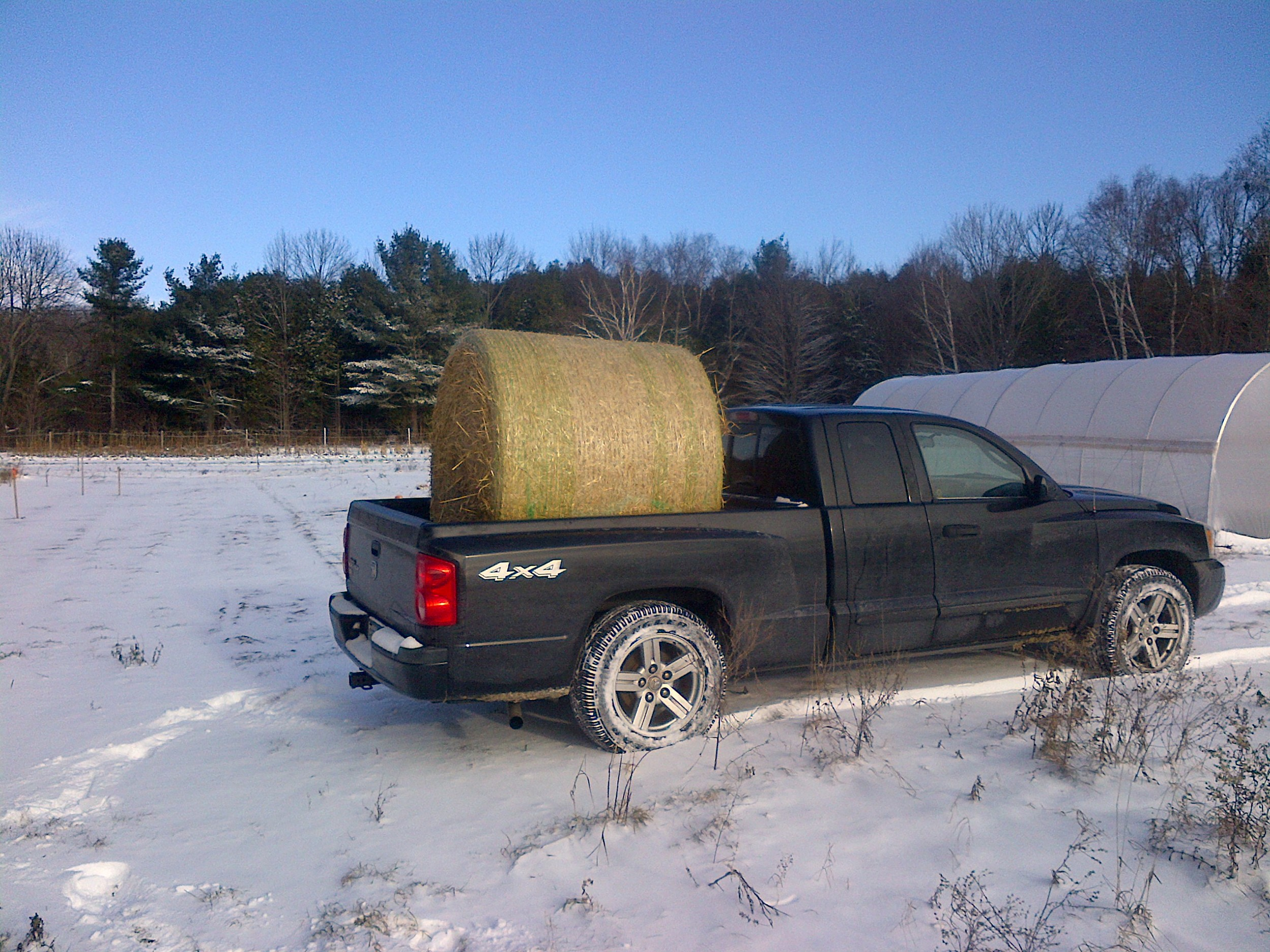 Straw delivery