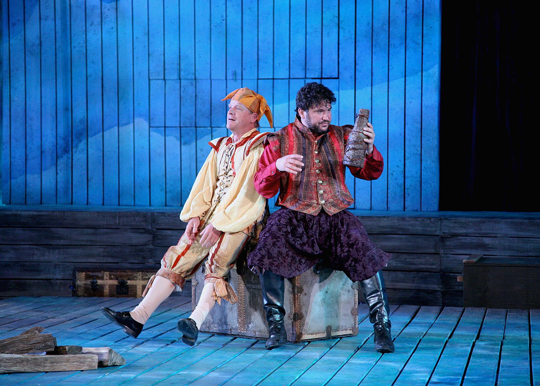 The Tempest - Trinculo (Andy Paterson), Stephano (Jay Leibowitz).jpg
