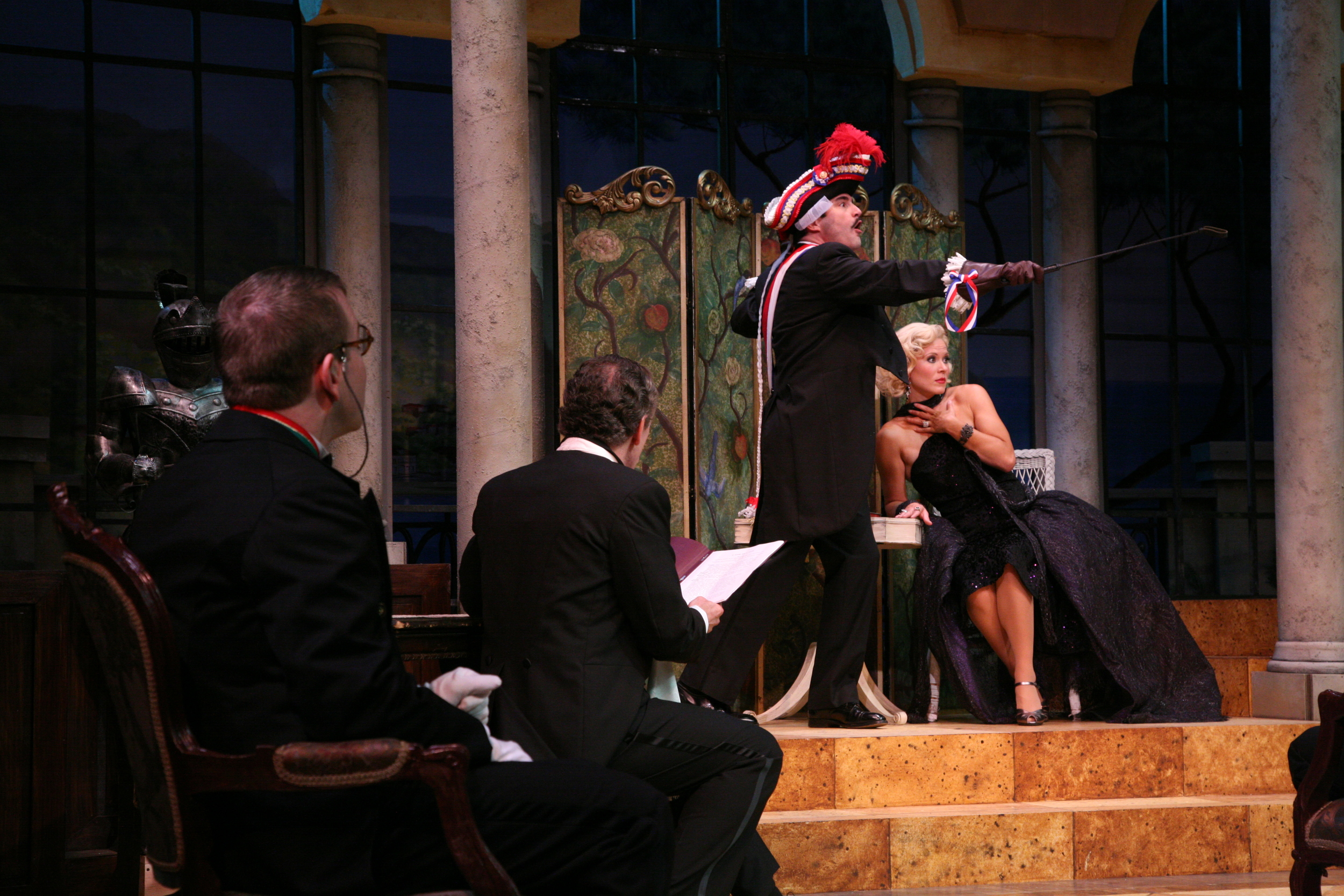 The Play's The Thing - Almady, (Rob Gomes), Ilona (Caralyn Kozlowski) 2.jpg