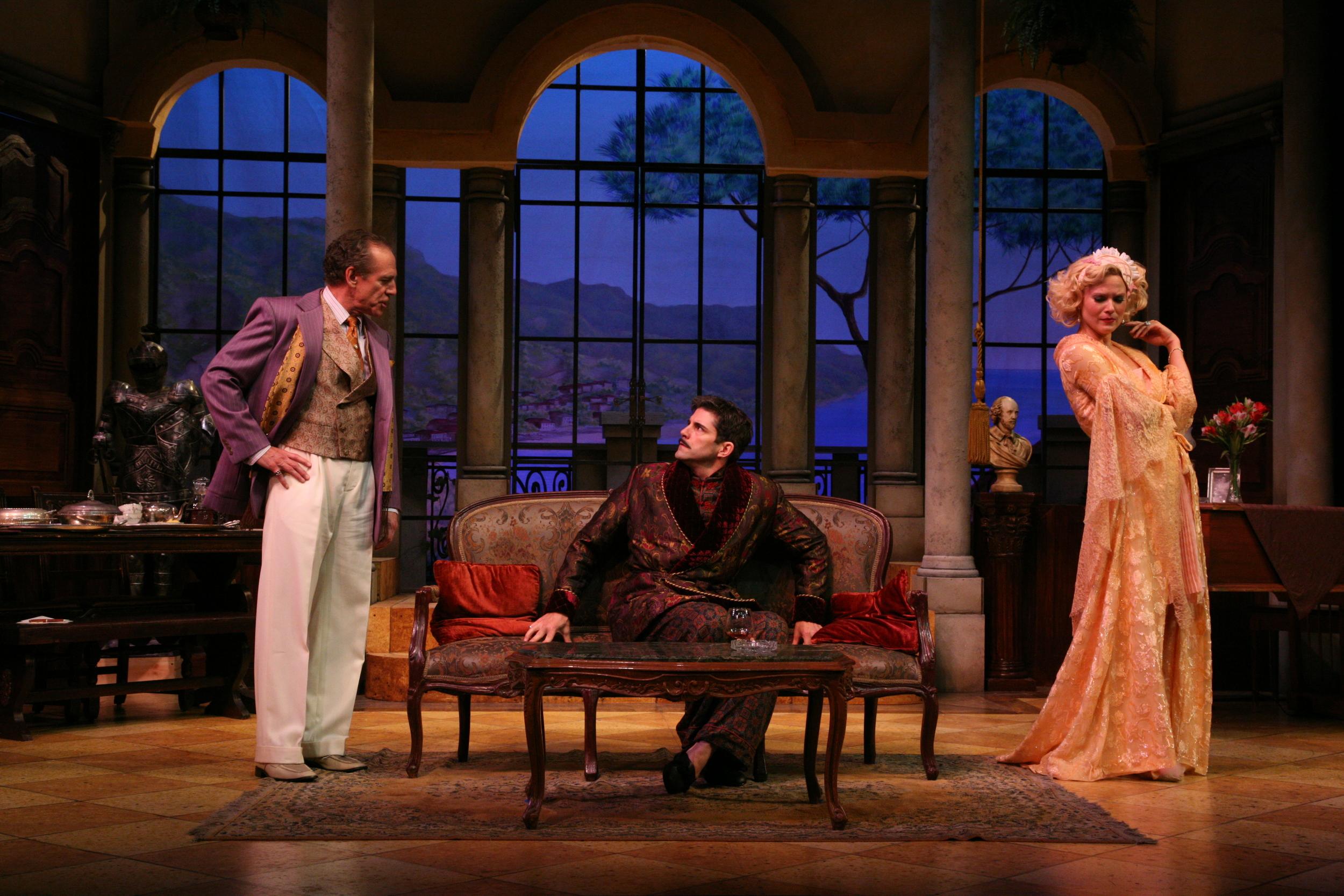 The Play's The Thing - Sandor (Mark Jacoby), Almady (Rob Gomes),.jpg