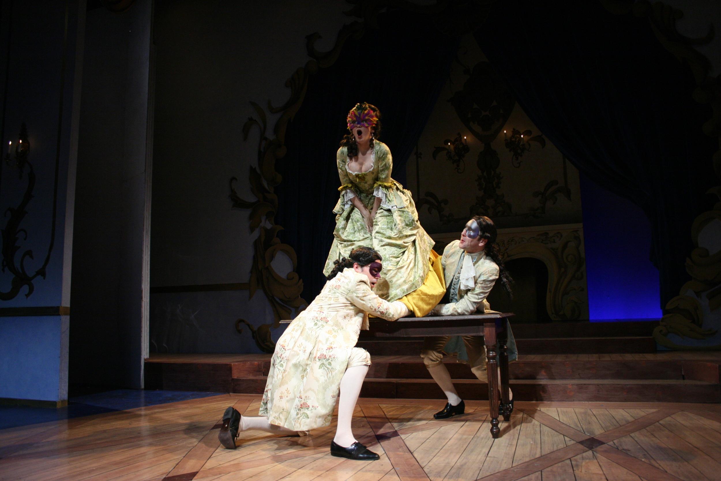 Amadeus - Constzanze (Tricia Paoluccio) and the Venticelli.jpg