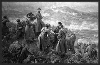 The Serbo-Bulgarian War of 1885