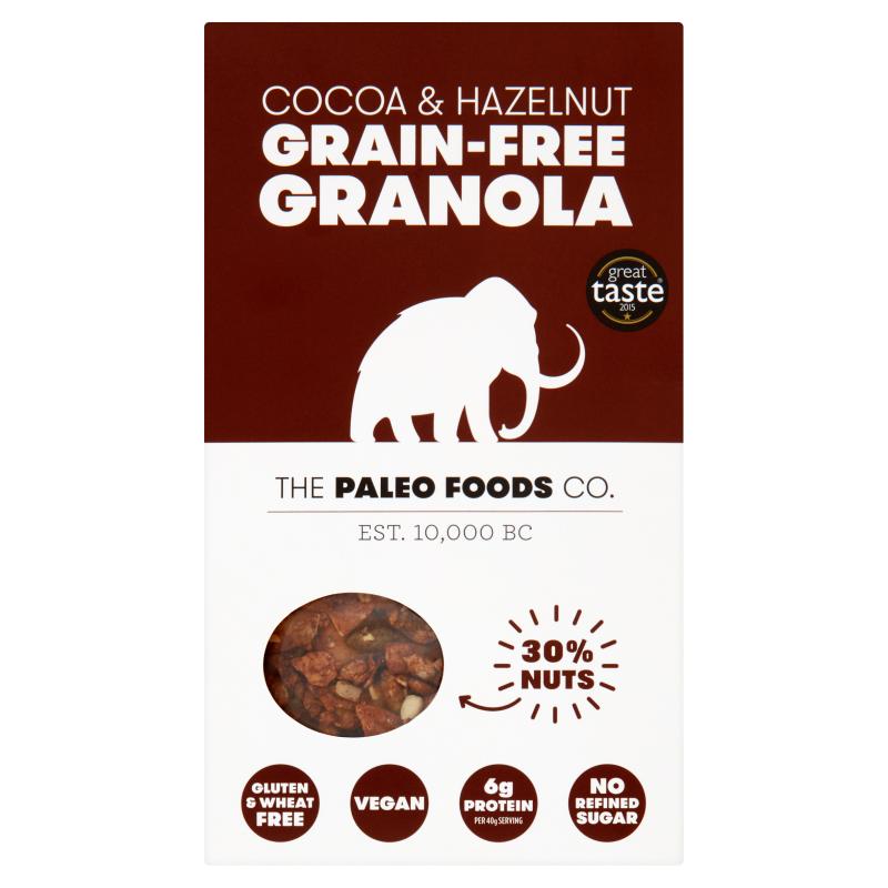 COCOA & HAZELNUT