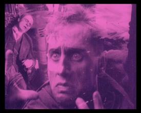 Two scenes from  NERVEN  (1919) — Robert Reinert