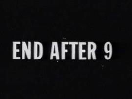 END AFTER 9  (1966)—George Maciunas
