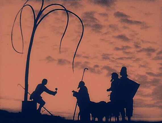 NATHAN DER WEISE (1922) — Mandfred Noa.