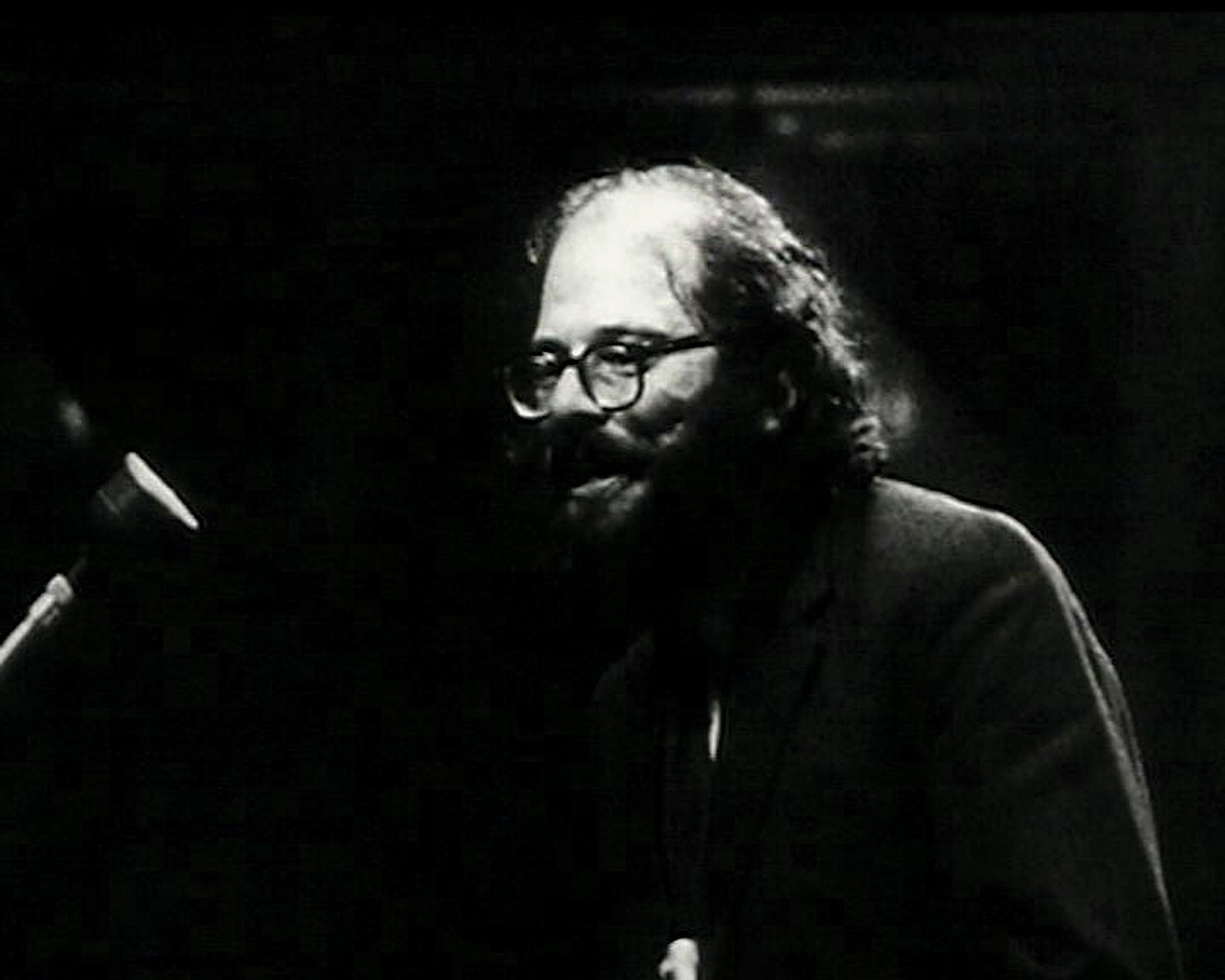 Wholly Communion  (1965), Peter Whitehead, featuring Allen Ginsberg