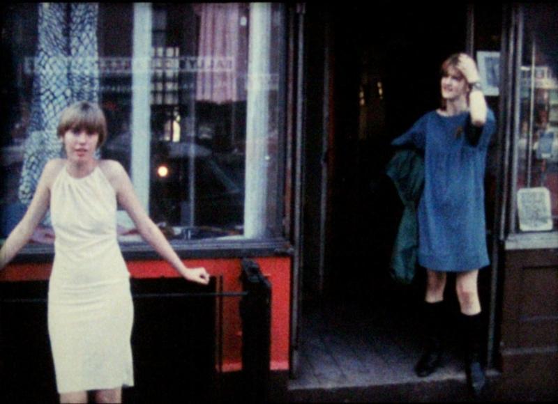 WHERE DID OUR LOVE GO?  (Warren Sonbert, 1966)