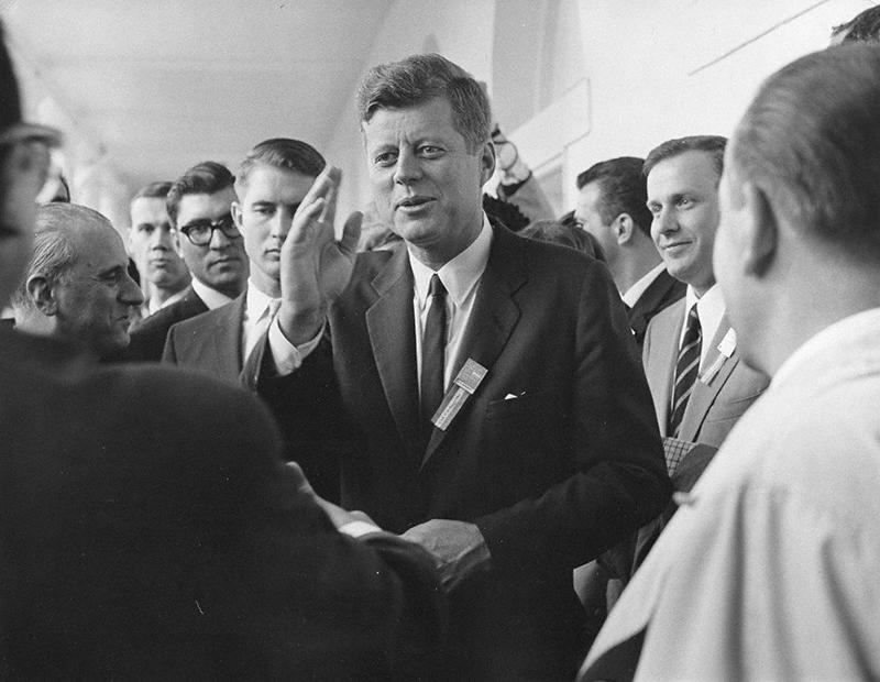 John F. Kennedy (1963)