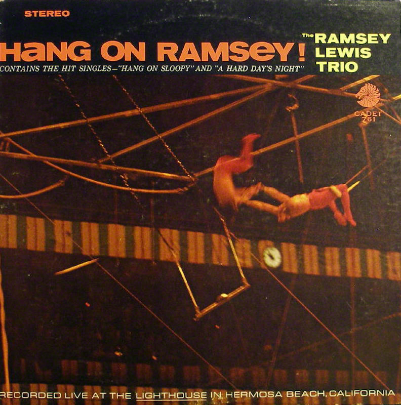 Hang on Ramsey!