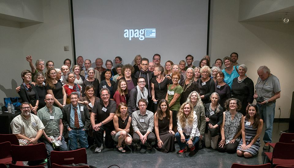 Group photo from the 2nd Annual American Photography Archives Group (APAG) 2015 Seminar at the ICP Photography Center.