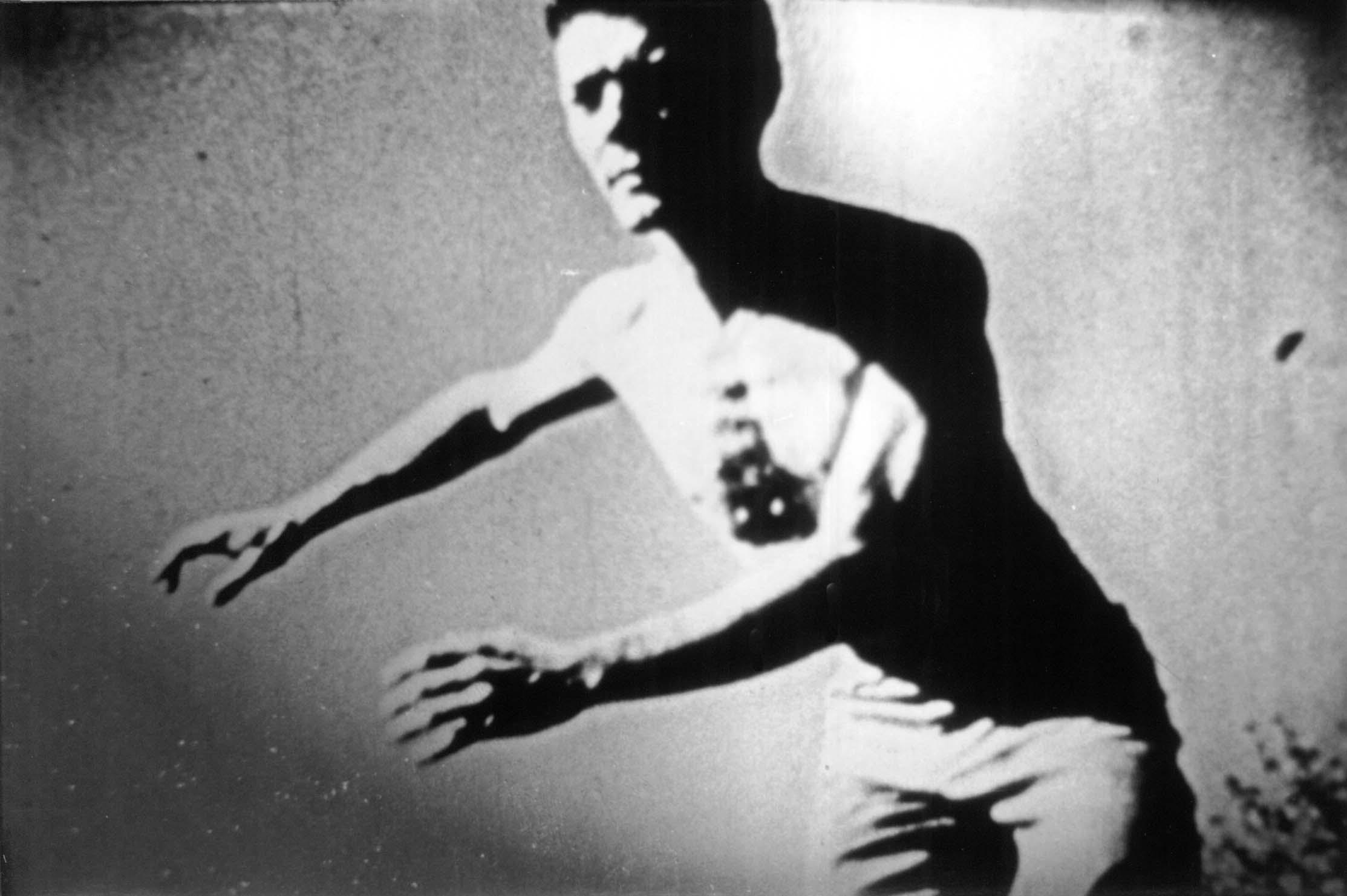 Dancer Talley Beatty in  A STUDY IN CHOREOGRAPHY FOR THE CAMERA