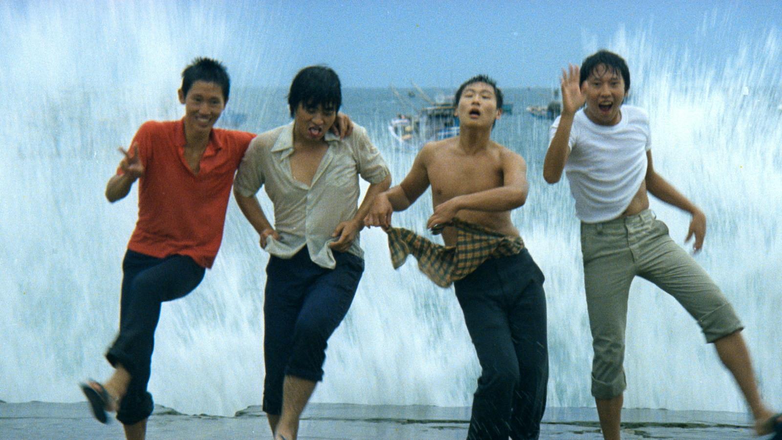 THE BOYS FROM FENGKUEI  (1983)