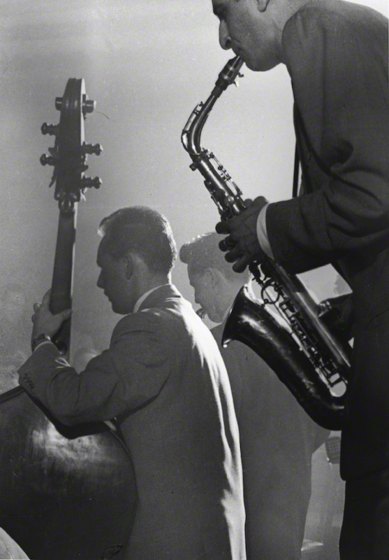 Jazz at Circle in the Square (1954)