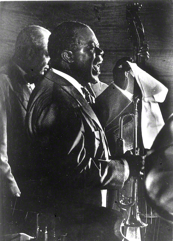 Louie Armstrong (1954)