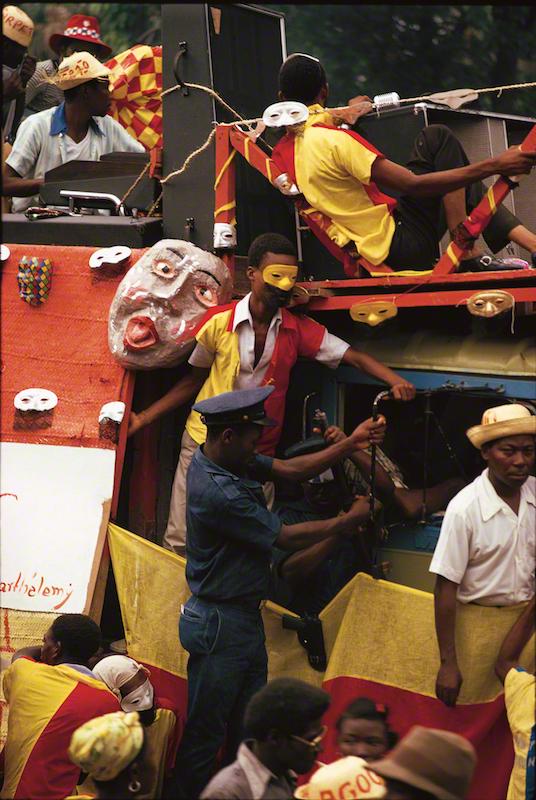 Haïti Carnival V (1990)