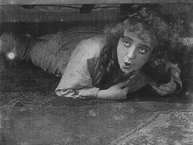 - MABEL'S STRANGE PREDICAMENT (1914) by Mabel Normand