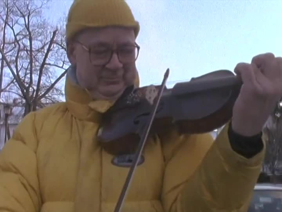 TONY CONRAD in  DREAMINIMALIST (2008)