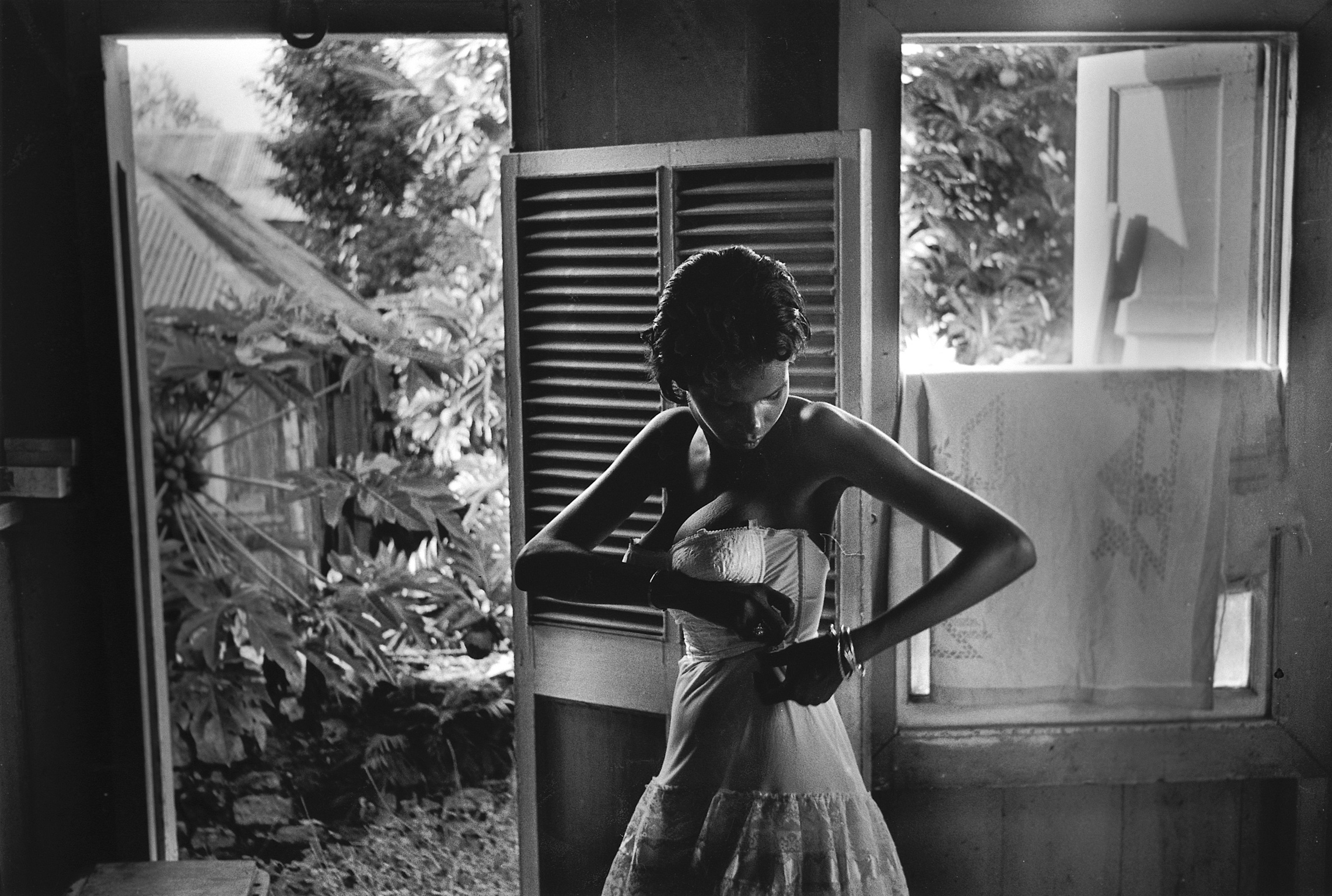 """Early Morning"" (Antigua, 1980)"
