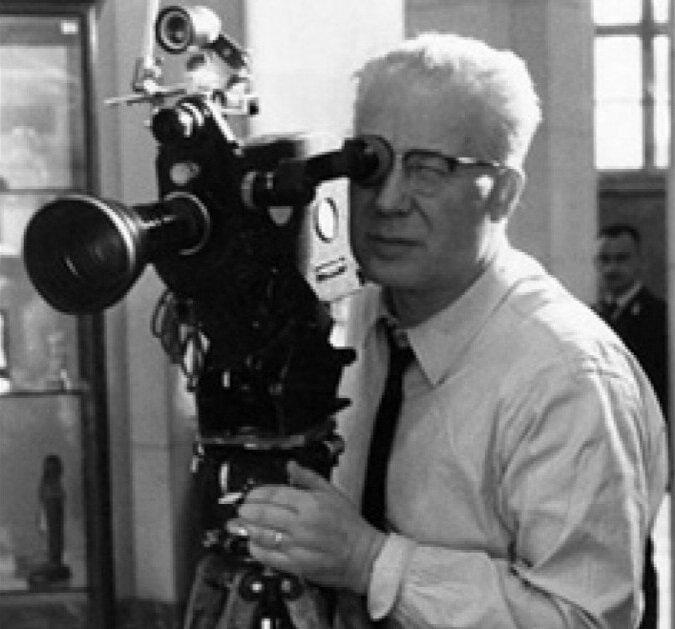 Filmmaker Henri Storck