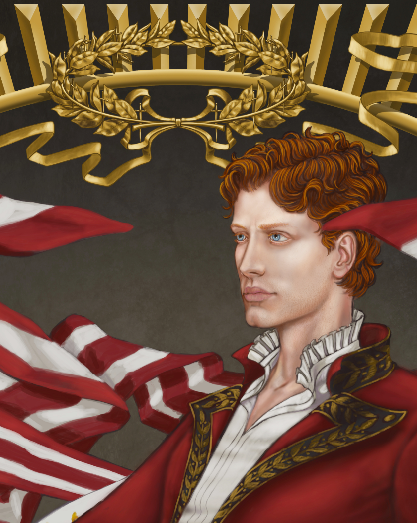 The Lord Dragon - Rand Detail