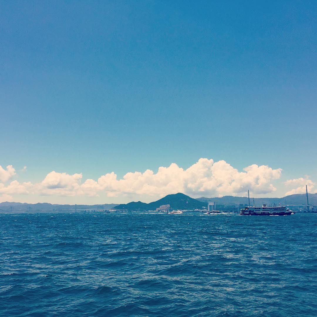 Sunny day #summer #sunnyday #ilovesunshine #sunny #hongkong #香港 #life #630club.jpg