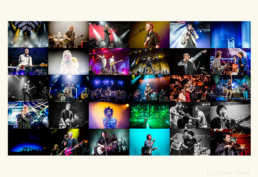 VIEW LARGE   Finally, my Best Shows/Music Photos of 2013. Top 30. Might seem a little late but I don't believe in doing lists until the year is over! Photos are in chronological order and aside from Conor and Blur, I only listed one show per artist, even if I saw them multiple times and they were both a favorite. Selects are a combo of favorite shows/photos/and of course sentimentality.   01) 01/26:  Muse  @ Staples  02) 02/15:  Soundgarden  @ The Wiltern  03) 03/01:  Morrissey  @ Staples Center  04) 03/19:  Josh Ritte r @ the Fonda  05) 04/13:  Blur  @  Coachella Weekend 1   06) 04/13:  How To Destroy Angels  @  Coachella Weekend 1   07) 04/14:  OMD  @  Coachella Weekend 1   08) 04/19:  Yeah Yeah Yeahs  @  Coachella Weekend 2   09) 04/19:  Blur  @  Coachella Weekend 2   10) 04/21:  Nick Cave & the Bad Seeds  @  Coachella Weekend 2   11) 05/18:  The Rolling Stones  @ The Honda Center  12) 05/18:  The Rolling Stones  w/  Dave Grohl  @ The Honda Center  13) 05/22:  Arctic Monkeys  @ the Majestic Ventura Theater  14) 05/28:  John Fogerty  @ The El Rey Theater  15) 05/30:  Stones Fest  @ The Fonda Theater  16) 06/04:  Tom Petty & the Heartbreakers  @ the Fonda Theater  17) 06/08: Andrea Bocello @ The Hollywood Bowl  18) 06/14:  Atoms For Peace  @ Club AMOK  19) 08/11:  The National  @ The Greek Theater  20) 08/17:  Queens Of the Stone Age  @ The Gibson Amphitheater  21) 08/25:  Solange  @  FYF Fest   22) 09/09:  The Pixies  @ The El Rey  23) 10/06:  Conor Oberst  w/  The Felice Brothers  @  Way Over Yonder   24) 10/10:  Conor Oberst  @ Pappy & Harriets   25) 10/13:  Helmet  @ The Canyon Club  26) 10/18:  Placebo  @ The Wiltern  27) 10/20:  Okkervil River  @ The Wiltern  28) 11/04:  Desaparecidos  @ The Fonda  29) 11/08:  Nine Inch Nails  @ Staples Center  30) 12/19:  Andrew Bird  @ The Immanuel Presbyterian Church    All Images Copyright © Lindsey Best. Please do not steal my images without prior consent & proper credit.  If you're interested in licensing an image or acquiring a print, please email me.    www.LindseyBest.com