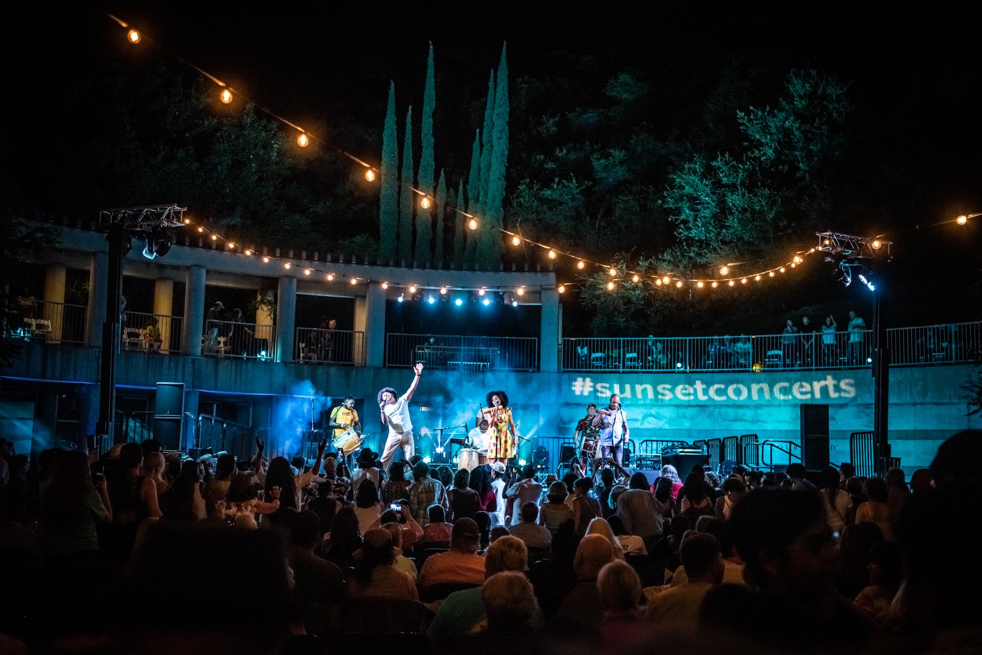 lindsey best Río Mira sunset concert series the skirball cultural center