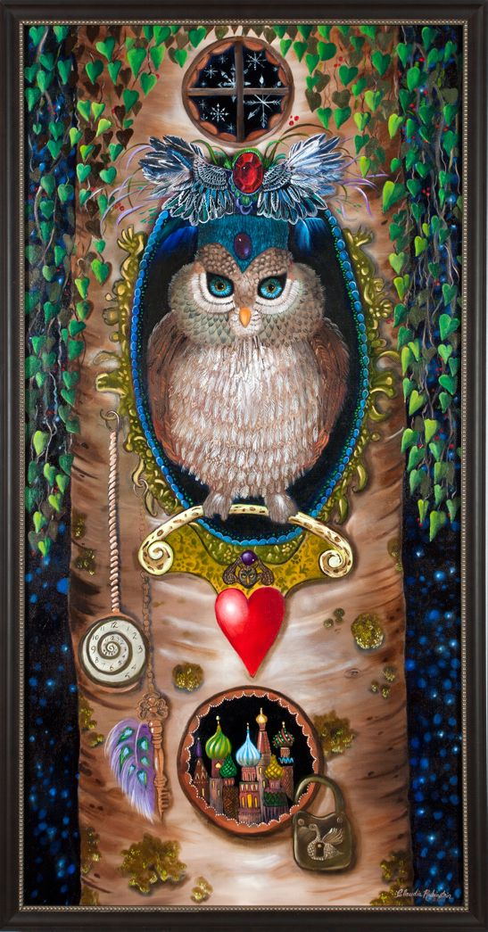 Russian Owl