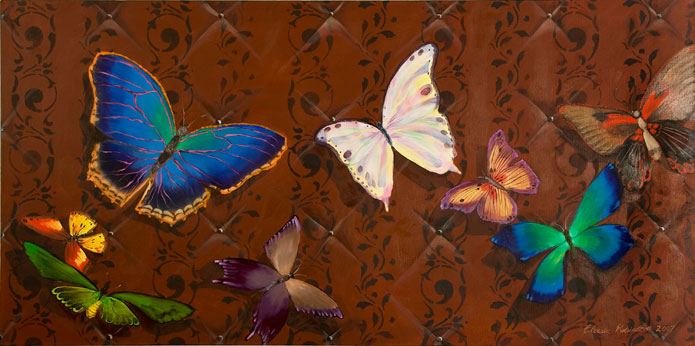 Flutter-by Butterfly