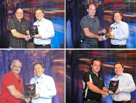 AMX 2014 Best Project Award Winners