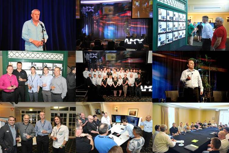 Photos for the AMX14 Conference