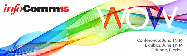 InfoComm15 Banner