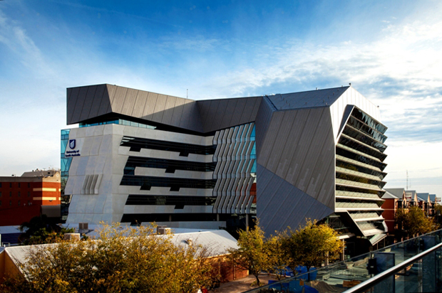 Jeffrey Smart Building - University of South Australia