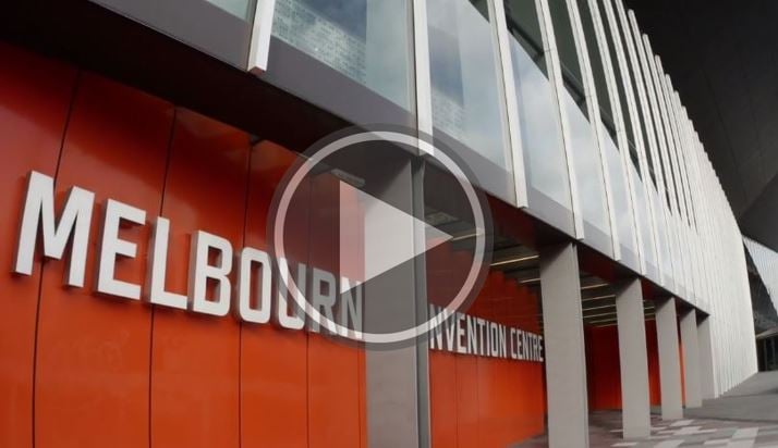 Case Study: Melbourne Convention & Exhibition Centre