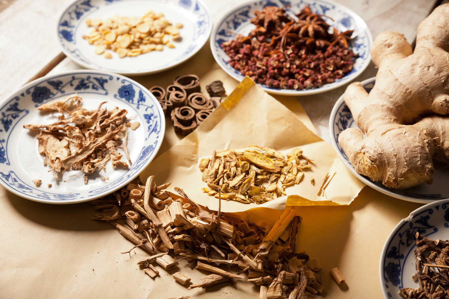 Chinese Herbs Tips - 2020