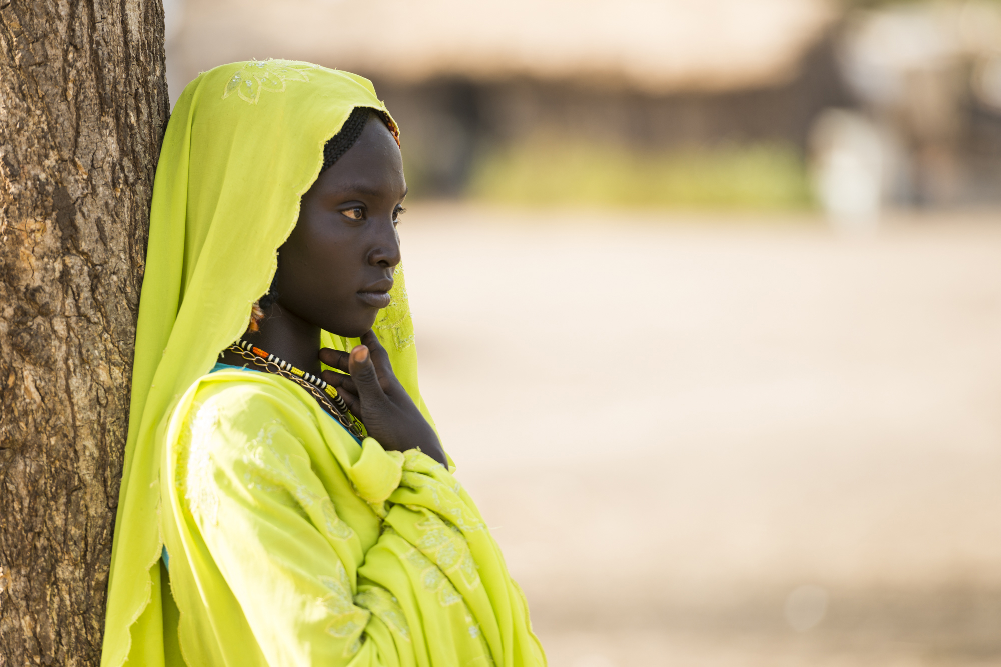 One of the many Ingessana youth that are regularly part of a Christian community in Doro, South Sudan. Photo credit - Tim Coleman