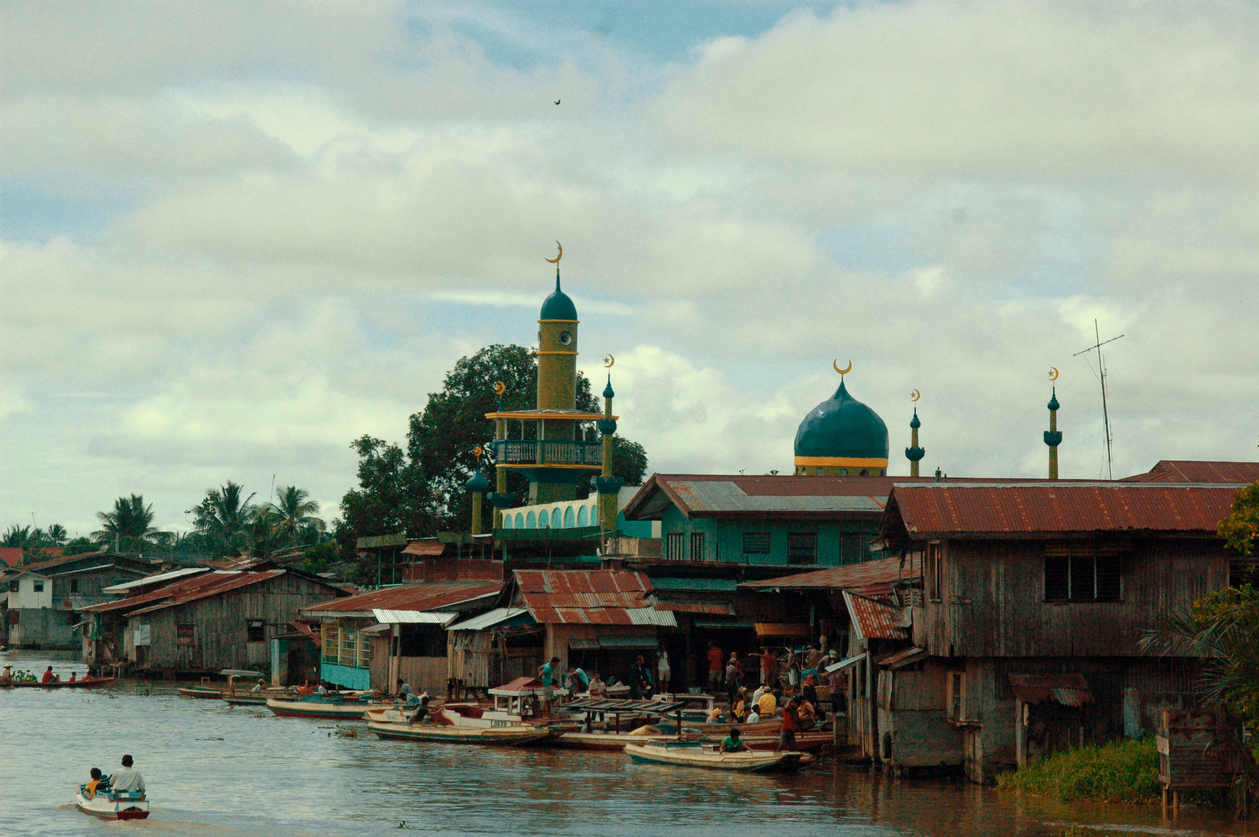 Although Roman Catholicism is the dominant religion in the Philippines, Islam has been in the country longer and now exists predominantly on the Island of Mindanao - Photo courtesy of SIM Philippines.