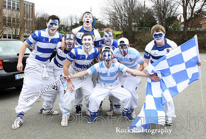 Blackrock College V Clongowes wood March 16rh 2014
