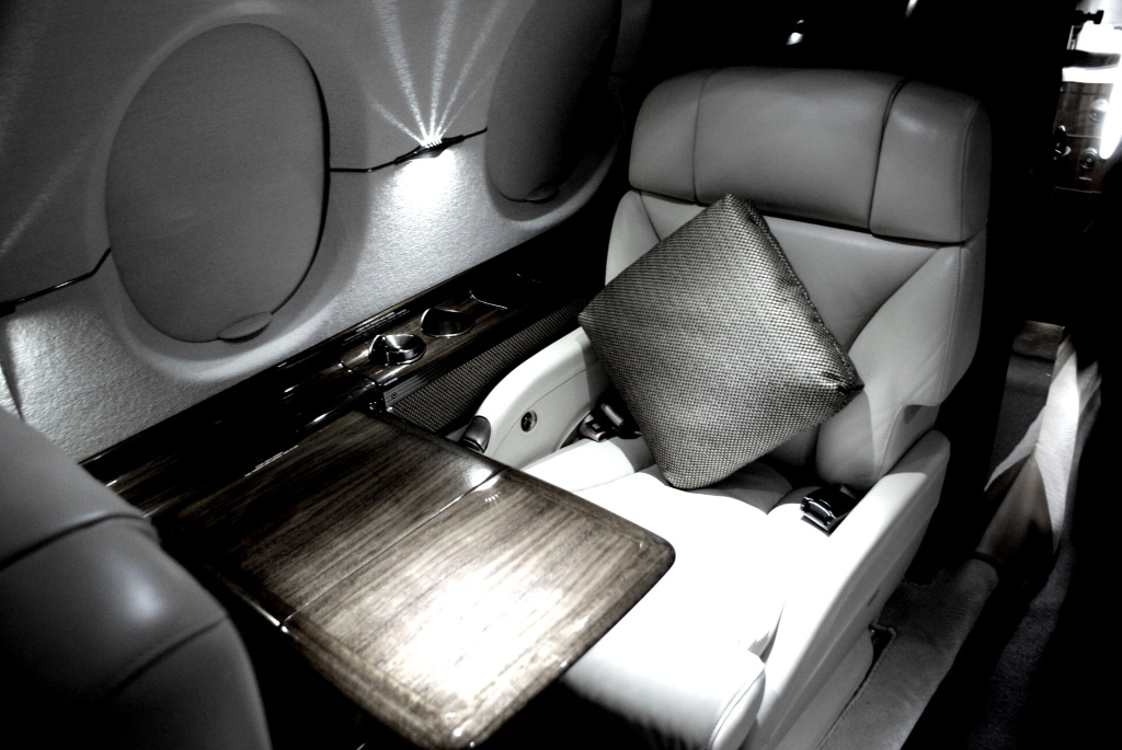 Hawker 900XP Interior