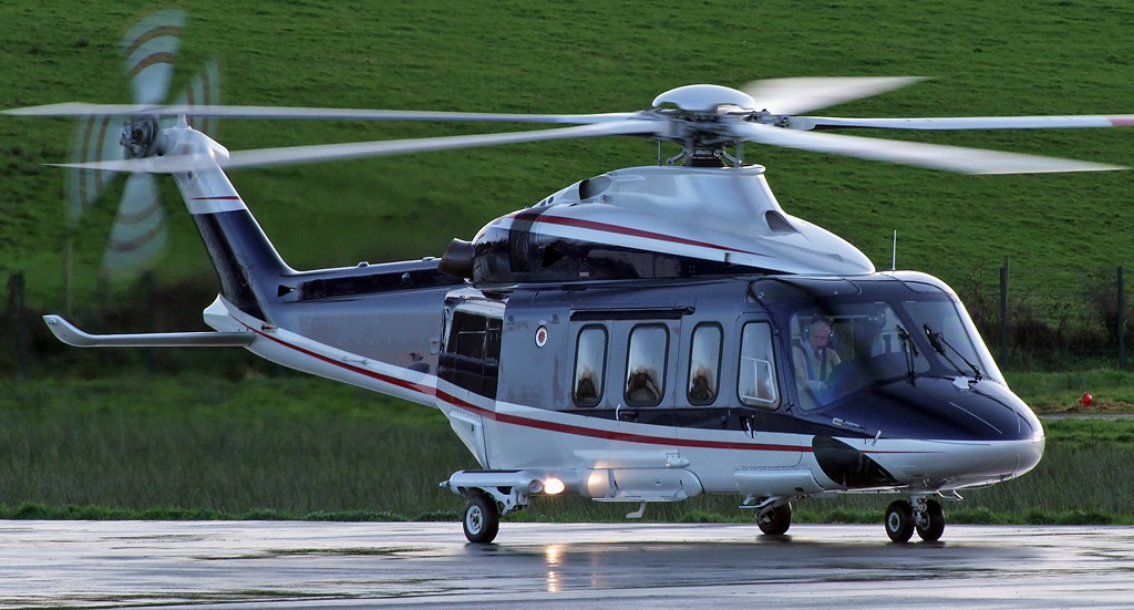 AW139 For Lease