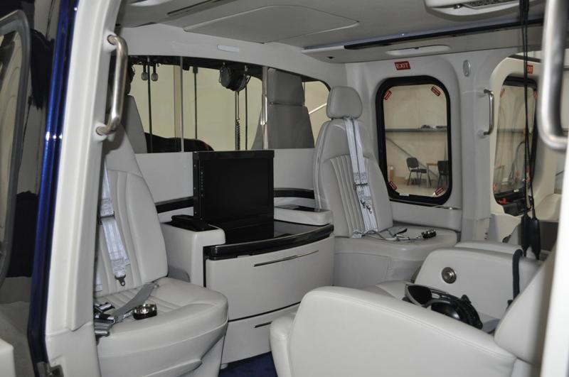 2007 Agusta AW139 VIP Lease